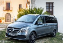 Mercedes-Benz V 300d 4Matic