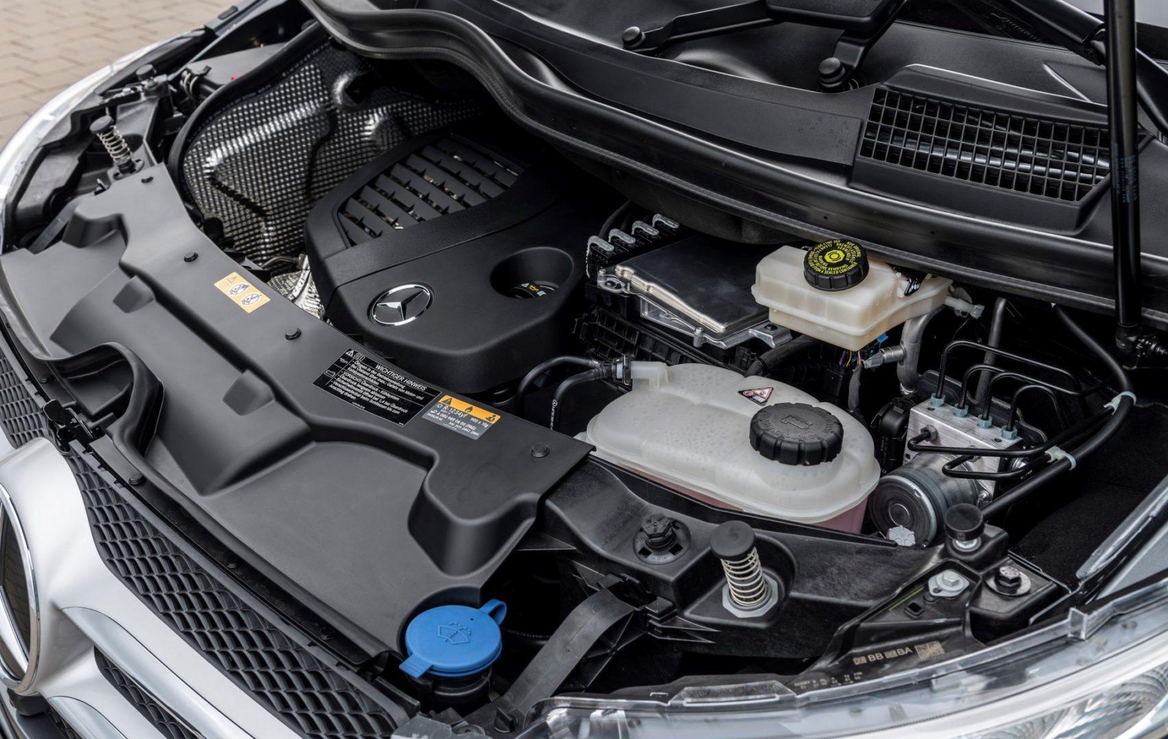 Mercedes-Benz V 300d 4Matic