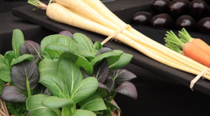 Exotická zelenina