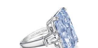 Farebné diamanty