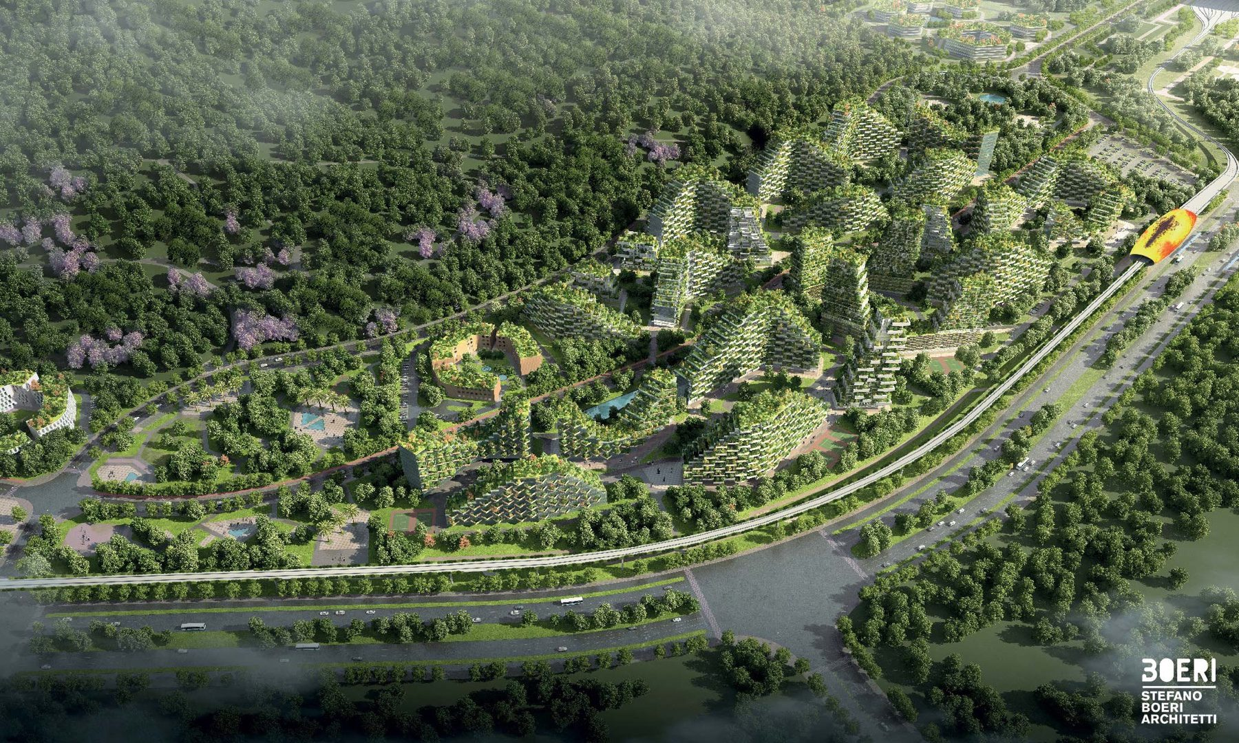 Liuzhou Forest City 3