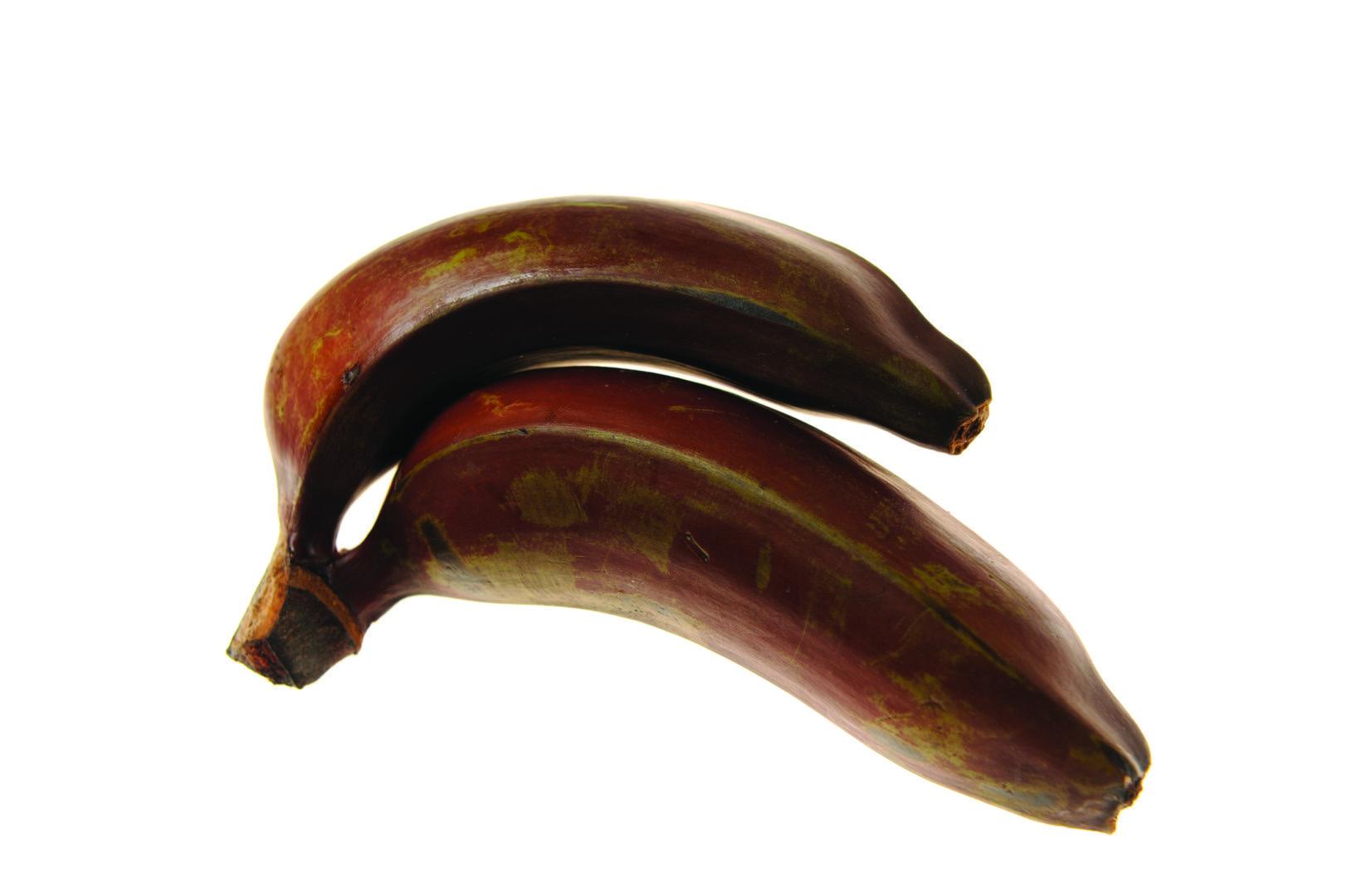 červený banán