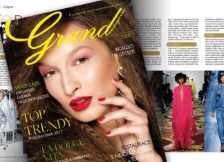 Grand Magazine CZ Podzim 2017