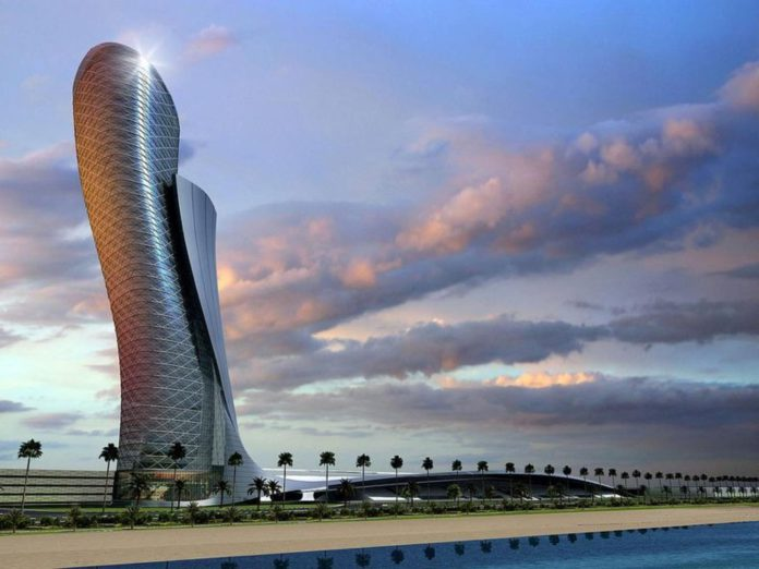 Capital Gate Amusing Planet
