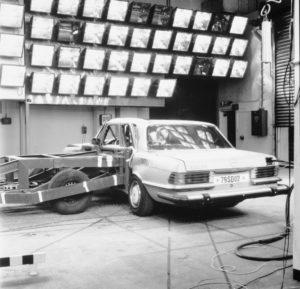 História airbagov