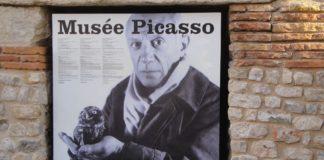 Picassovo múzeum v Antibes
