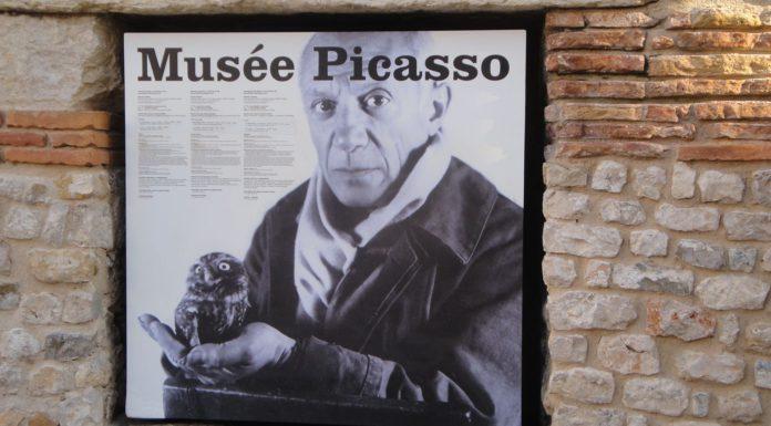 Picassovo muzeum v Antibes