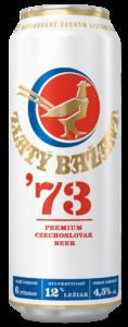 Zlatý Bažant 73 can