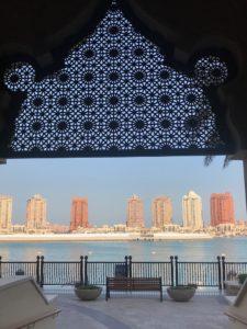 Katar architektúra