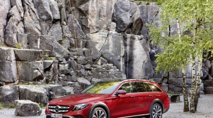 Mercedes-Benz E350d All-Terrain