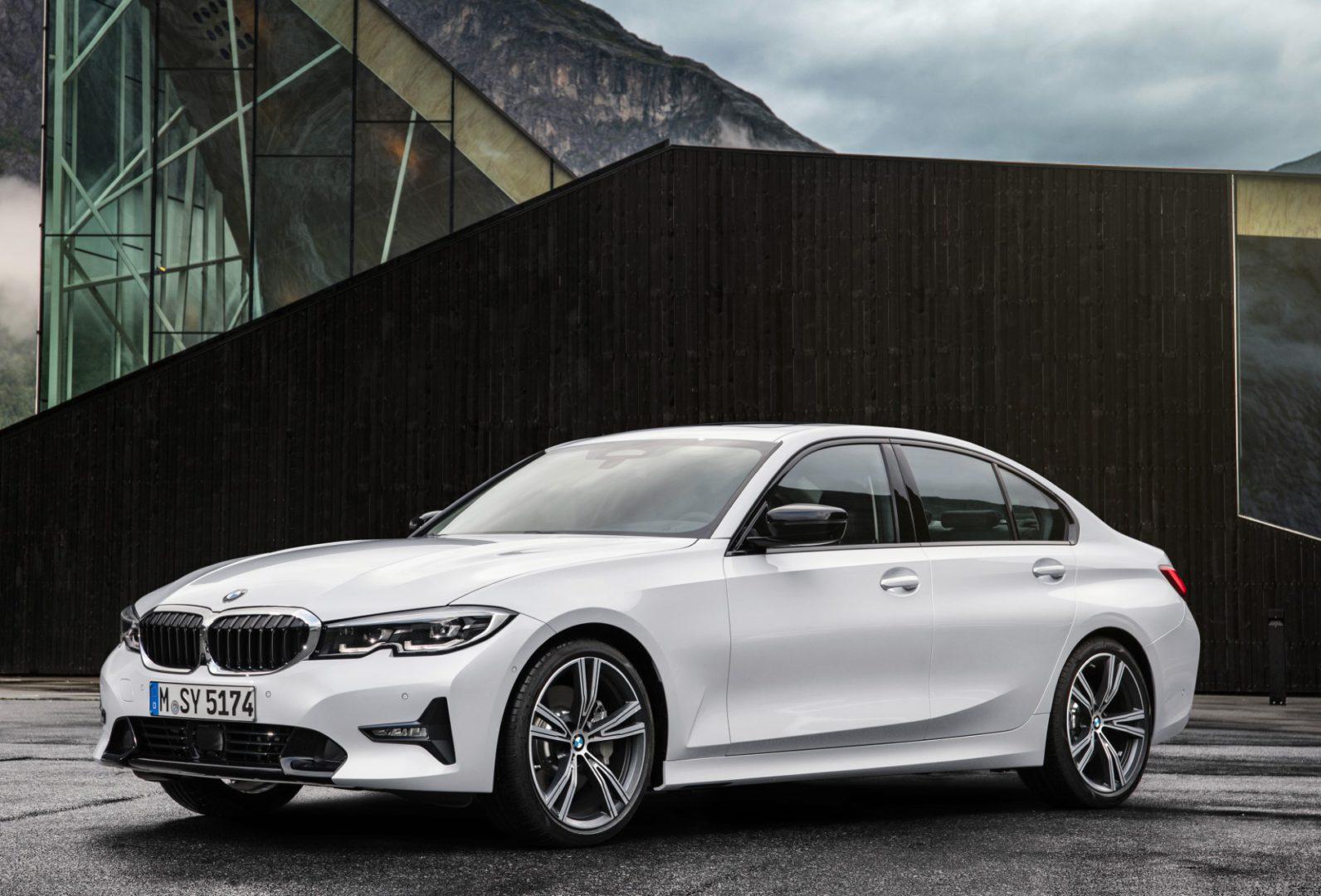 BMW radu 3 Sport line