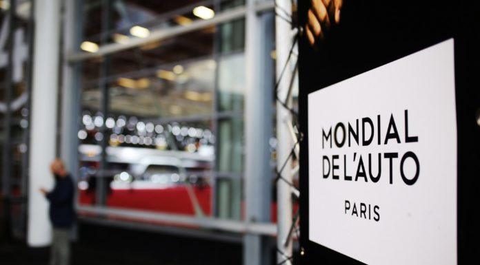 Mondial Paris Motor Show 2018