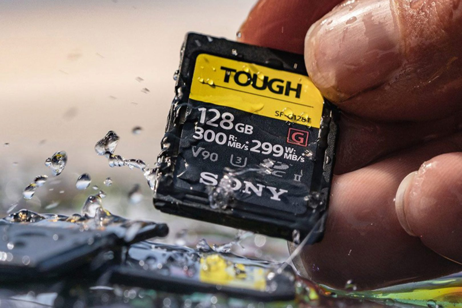 Sony SF G Series Tough