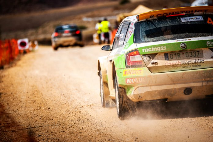 Middle East Rallye Championship