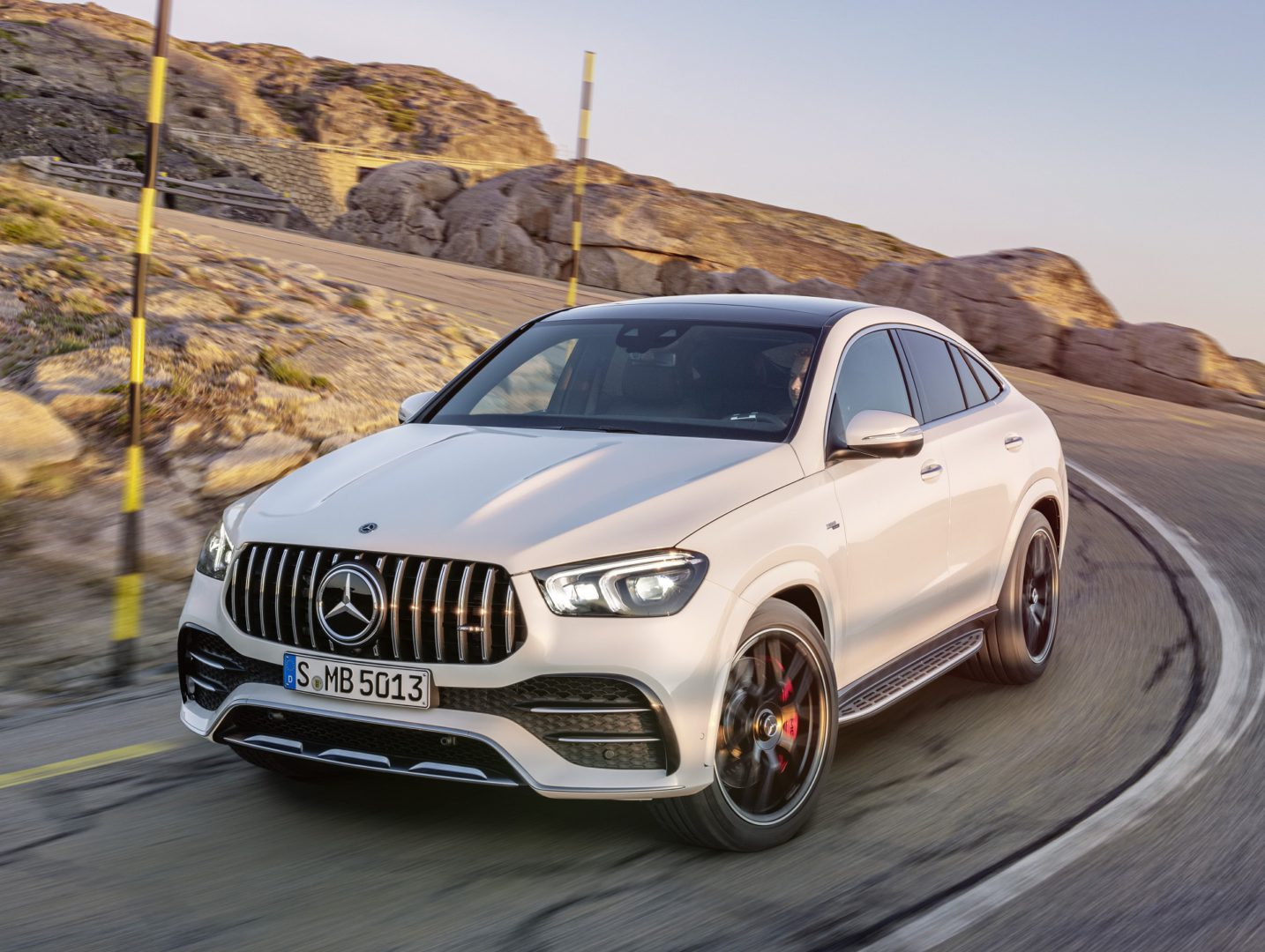 Mercedes-Benz GLE Coupé AMG 53