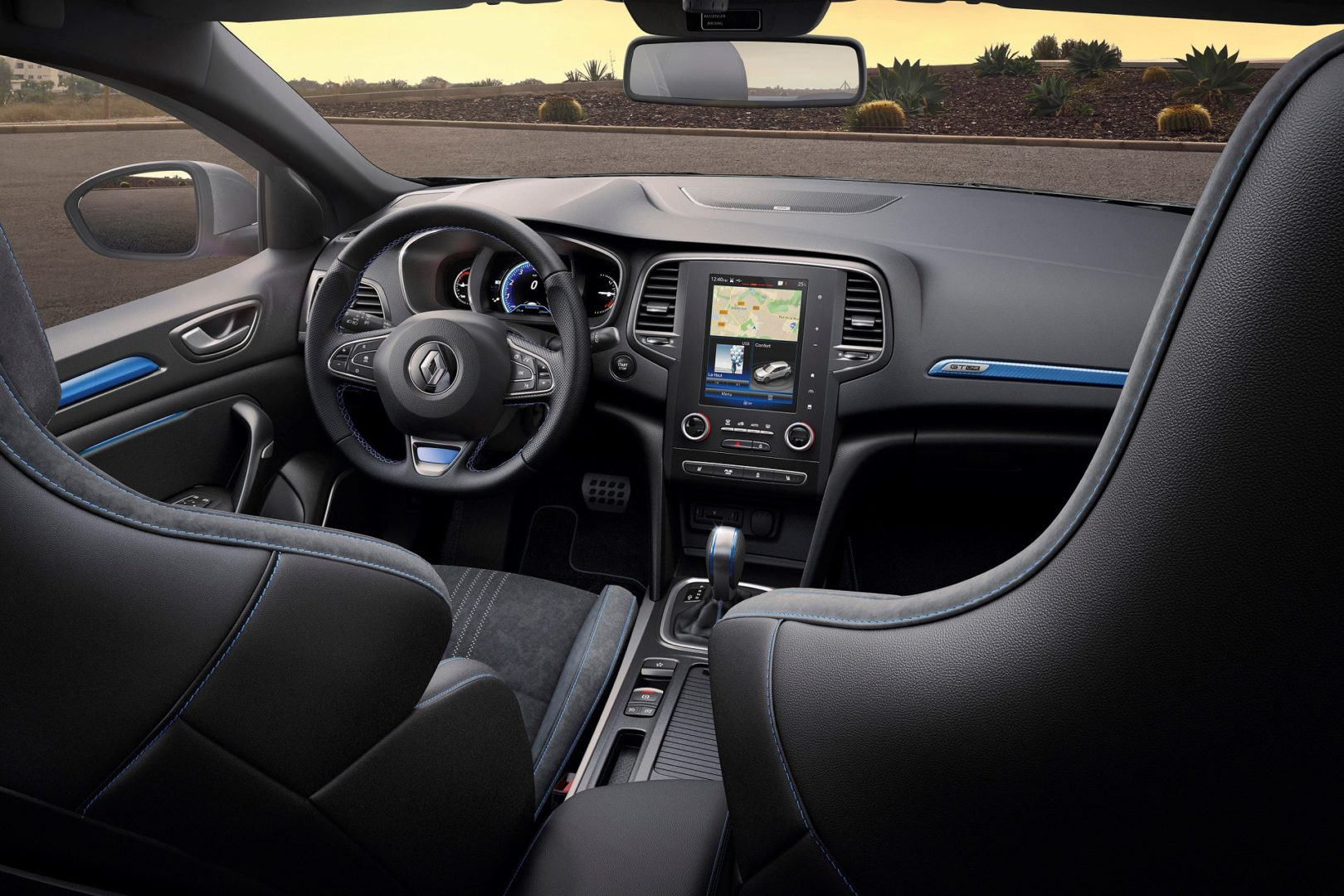 Renault Megane 1.3 TCe GT Line