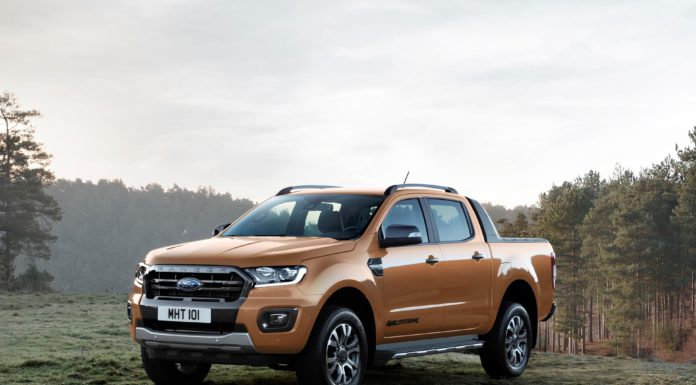 Ford Ranger WildTrak Plus