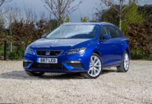 Seat Leon ST Black Limited