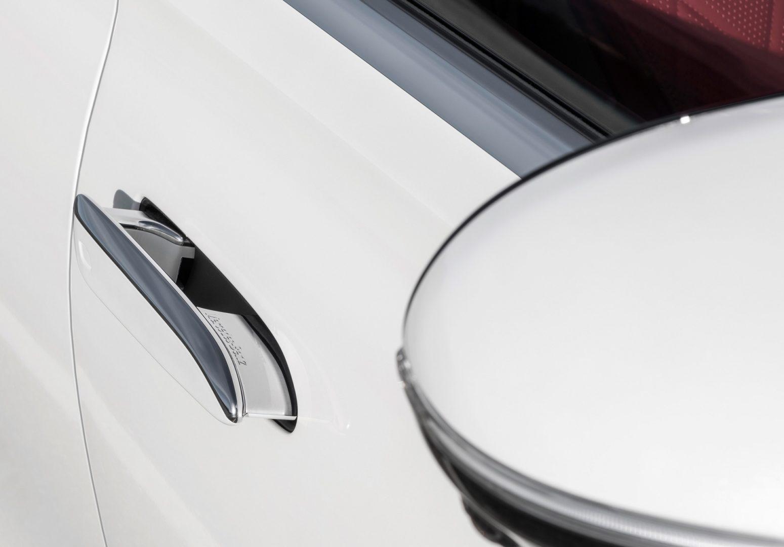 Mercedes-Benz Trieda S