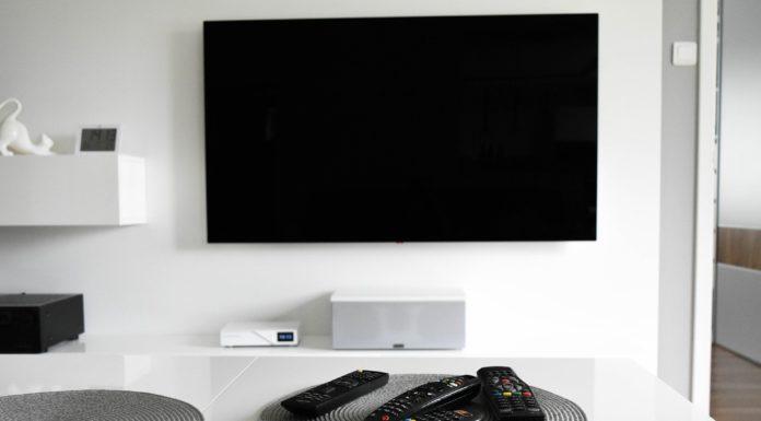 Test televízorov